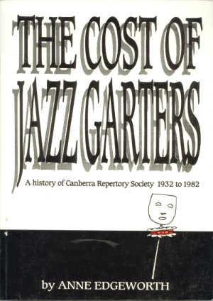 The Cost of Jazz Garters front cover