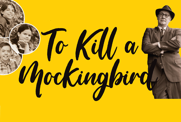 Promotional image for REP's To Kill a Mockingbird